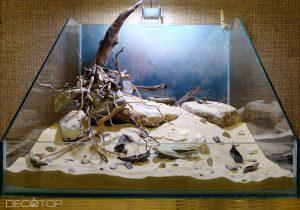 DECOTOP Atoyac - кварцевый песок