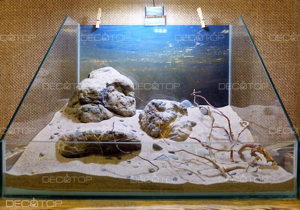 Натуральный бежевый песок