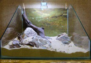 DECOTOP Atoyac - Натуральный желтый кварцевый песок