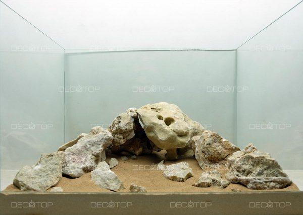 DECOTOP Yoco 1 – Композиция для аквариумов 20-50 литров, 9.2 кг/9 л