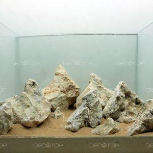 DECOTOP Yoco 2 – Композиция для аквариумов 20-50 литров, 10.96 кг/9 л