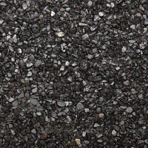 Натуральный черный гравий