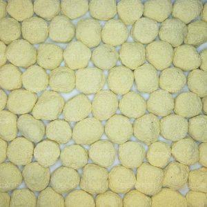 Керамический наполнитель для аквариумного фильтра в виде шариков Tortum