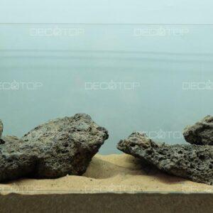 DECOTOP Curacoa 90 - Композиция для аквариумов от 10 литров, 2.9 кг / 4 л