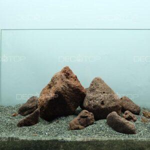 DECOTOP Etna 119 - Композиция для аквариумов от 20 литров, 5 кг / 9 л