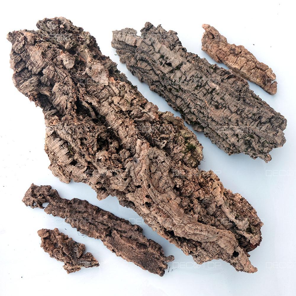 DECOTOP Estela S – Пластина из коры пробкового дуба, 30-45 см